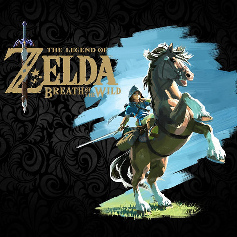 Sorteo The Legend Of Zelda: Breath Of The Wild