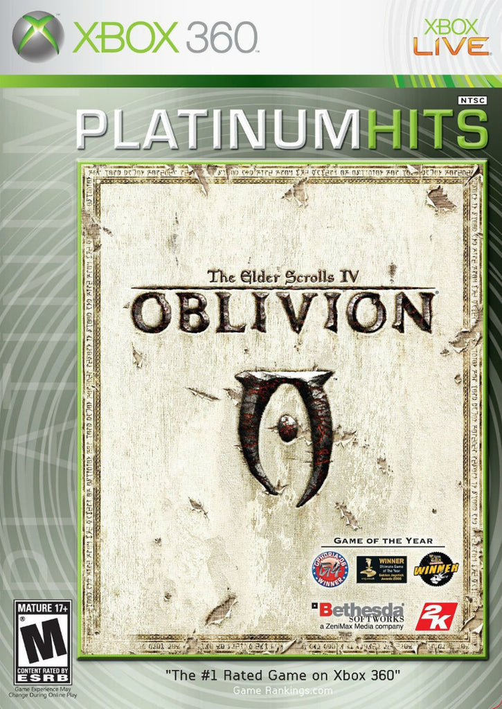 The Elder Scrolls lV Oblivion