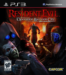 Residente Evil - Operation Raccon City