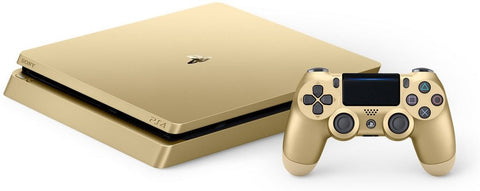 PlayStation 4 Slim 1TB Gold Console - Limited Edition