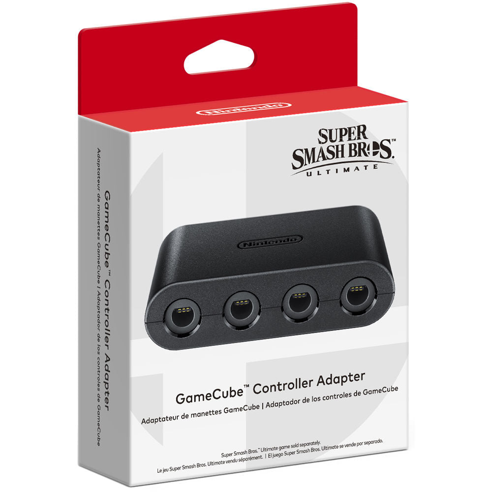 Gamecube Controller Adapters - Originales (smash Edition)