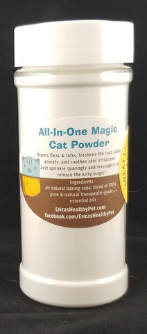 All-In-One Magic Cat Powder
