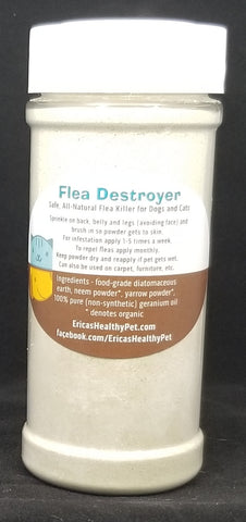 Flea Destroyer Powder