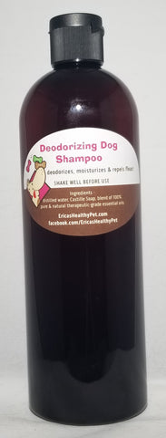 Deodorizing Dog Shampoo