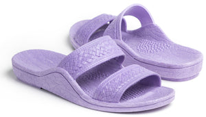 Genuine Pali Hawaii Jesus Sandals -  Lilac Jandal - Captain Woody's Beach Club