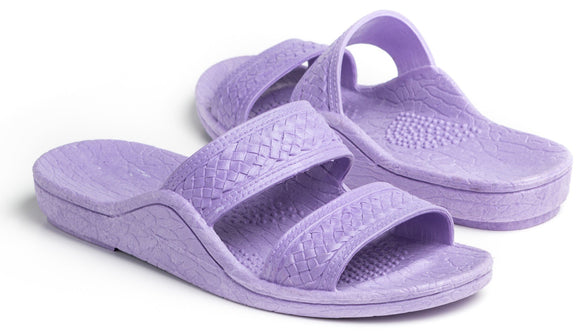 Genuine Pali Hawaii Jesus Sandals -  Lilac Jandal - Captain Woody's Locker