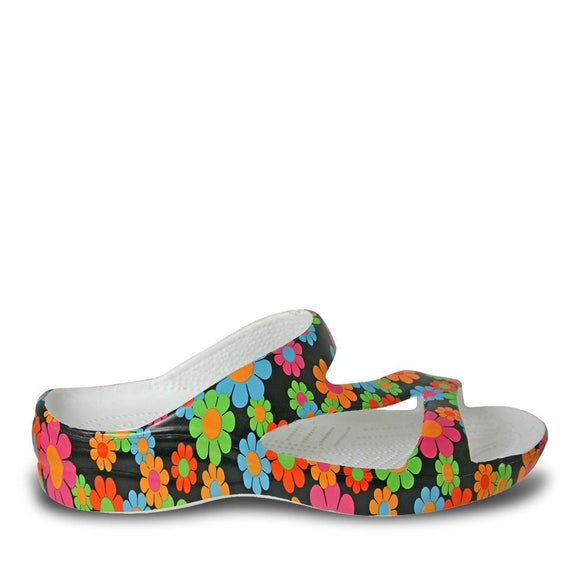 Women's Loudmouth Z Sandals - Magic Bus - Captain Woody's Locker