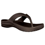 DAWGS Women's Flip Flop Sandal - Brown - Captain Woody's Locker