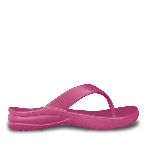 Women's Flip Flops - Hot Pink - Captain Woody's Locker