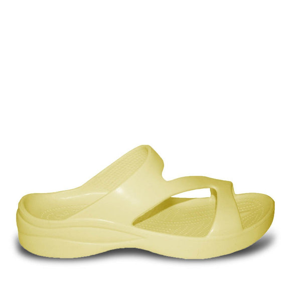 Women's Z Sandals - Yellow - Captain Woody's Locker