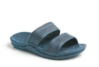 Kids Genuine Pali Hawaii Jesus Sandals -  Blue Jandal - Captain Woody's Locker