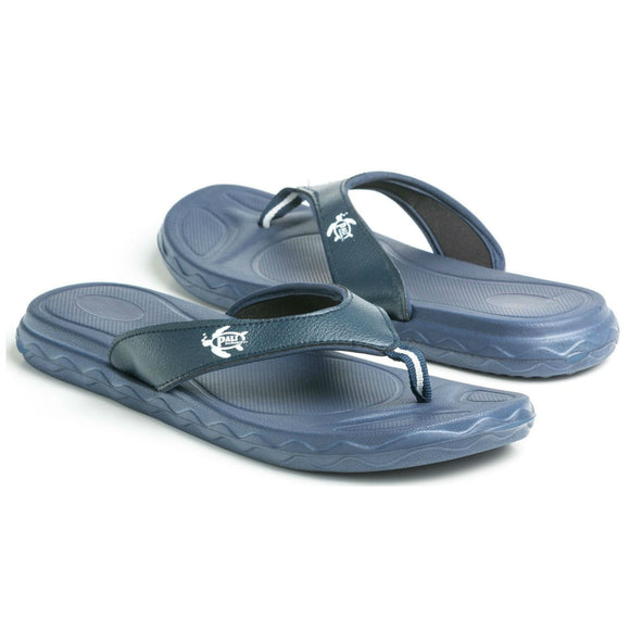 Pali Hawaii Women's Blue Kona Flip Flop - Captain Woody's Locker