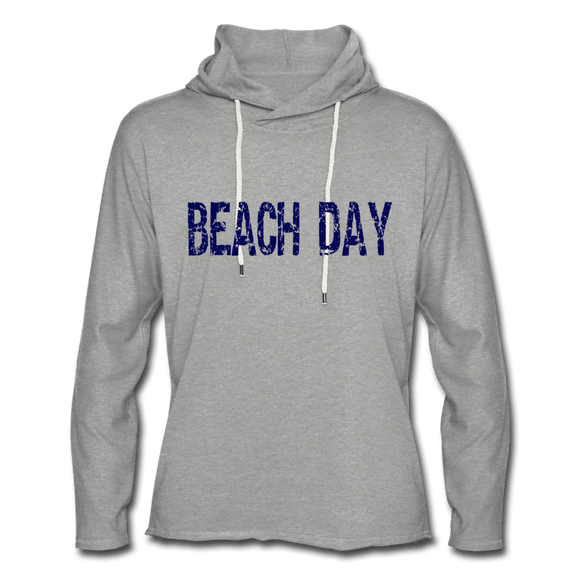 Beach Day Unisex Lightweight Terry Hoodie - Captain Woody's Beach Club