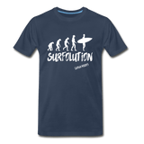 Surfolution Men's Premium Surfer T-Shirt - Captain Woody's Locker