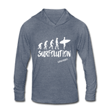 Surfolution Surfer Tee Hoodie - Captain Woody's Locker