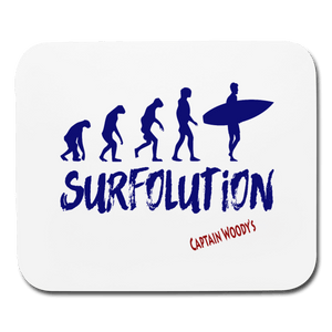Surfolution Mouse pad - Captain Woody's Locker
