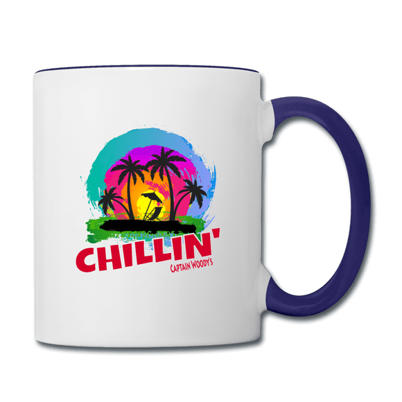 Chillin' Sunset Coffee Mug - Captain Woody's Locker