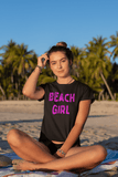 Beach Girl Unisex Short Sleeve Tee - Captain Woody's Locker
