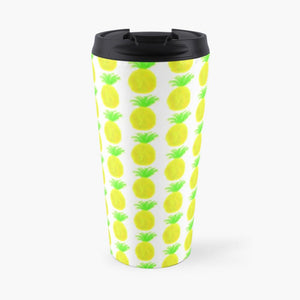Cosmic Pineapple Travel Mug - Captain Woody's Locker