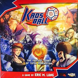 KaosBall Core Box - Season 1