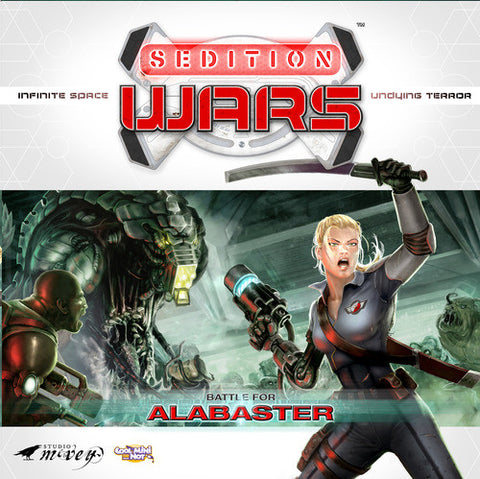 Sedition Wars: Battle for Alabaster