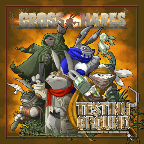 Cross Hares: Testing Grounds