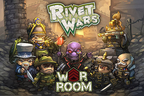 Rivet Wars: War Room