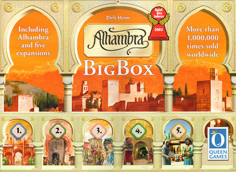 Alhambra: Big Box