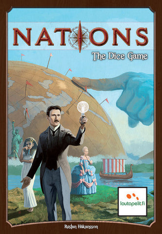 Nations: The Dice Game