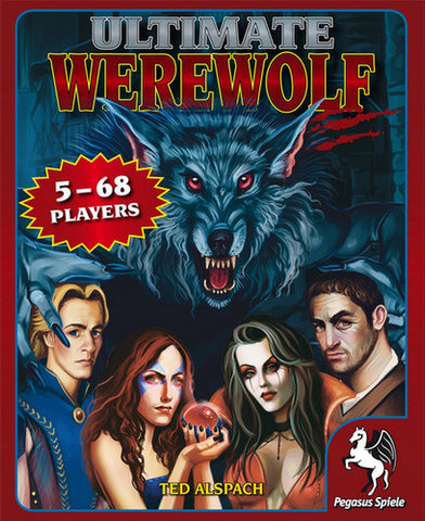 Ultimate Werewolf (68 Players)