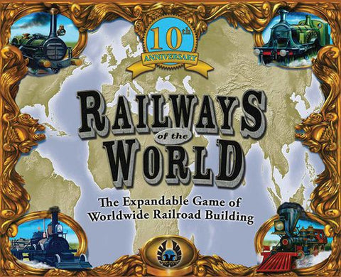 Railways of the World 10th Anniversary Edition