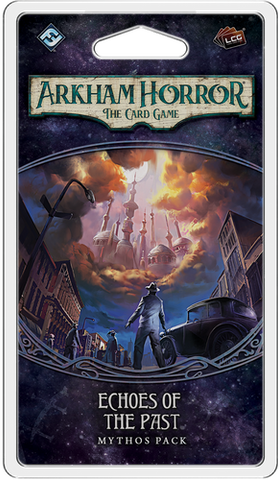 Arkham Horror: The Card Game – Echoes of the Past Mythos Pack