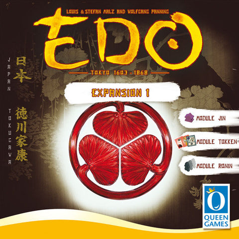 Edo: Expansion 1