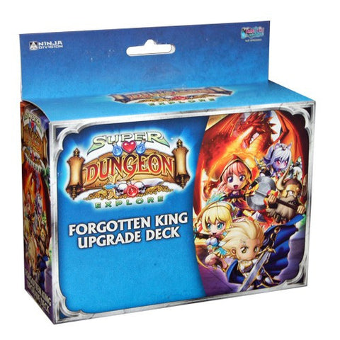 Super Dungeon Exp: Forgotten King – Upgrade Deck