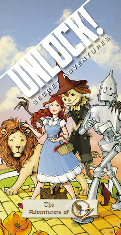 Unlock! The Adventurers of Oz