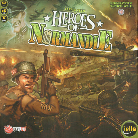Heroes of Normandie