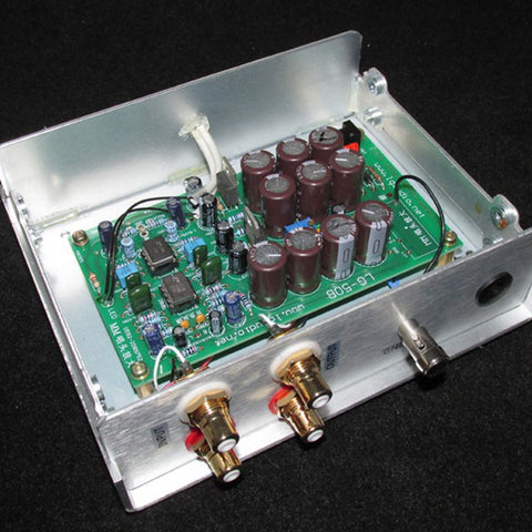 MM/MC Phono Preamplifier