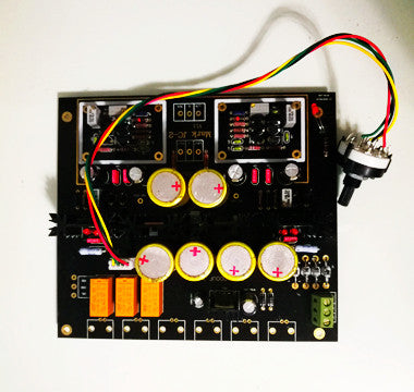 Finished PCBA Amplifier Board
