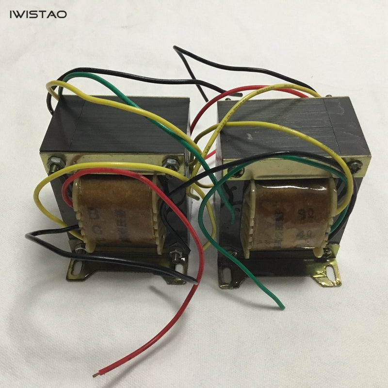 IWISTAO tube output Transformer with ultra-linear tap