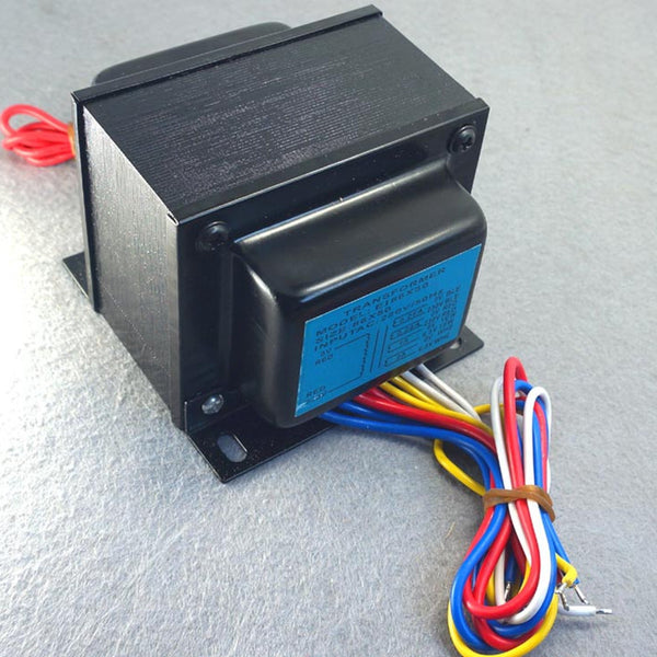 IWISTAO 130W Tube Amp Power Transformer 230V 6.3V  Imported Silicon Steel Sheet OFC Wire