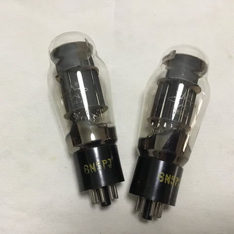 Vacuum Tube 6N5PJ Military Grade 2PCS/lot for HIFI Tube Amplifier Replace 6080 Inventory Product