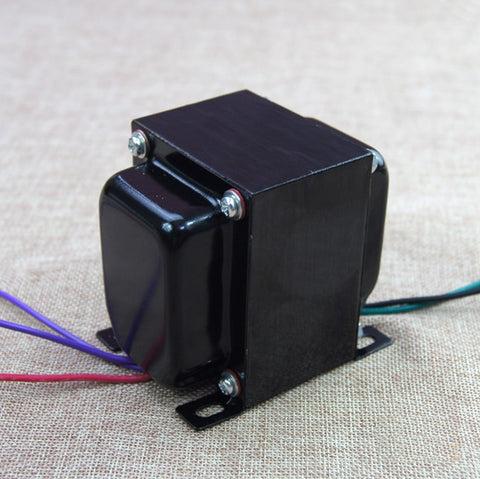 IWISTAO Tube Amplifier Output Transformer Pull-Push 40W Z11 Silicon Steel EI Tube Amp HIFI DIY
