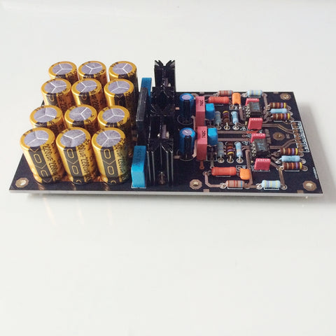 IWISTAO MM Phono Amplifier Board Finished PCBA Turntables Phono Amp DUAL Attenuated RIAA Circuit
