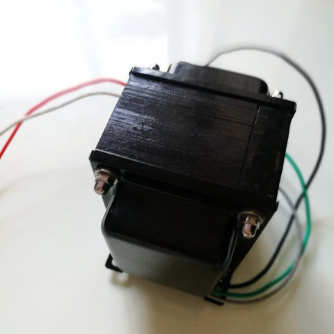 IWISTAO 1pc Tube Amplifier Output Transformer EI 25W 300B 2A3 Z11 Single-ended Silicon Steel