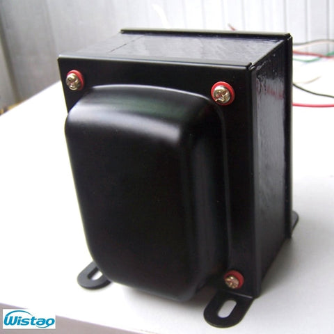 IWISTAO 30W Tube Amplifier Output Transformer 1 PC Single-ended Z11 Annealed Silicon Steel EI Shield 300B 2A3 2A3EL156 KT88 FU13 211 845