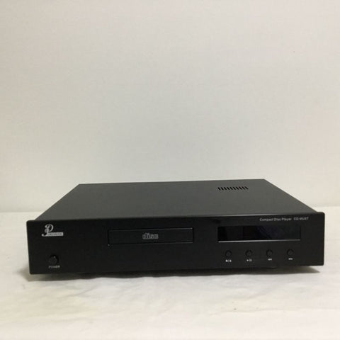 HIFI Tube CD Player with 6N3/GE5670 High Quality Movement and PCM1795 Standard Version