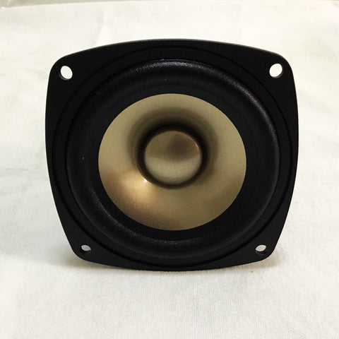 HIFI 4 Inches Full Range Speaker Unit 4 Ohms 60W 60Hz-23KHz 92dB Max For Monitor Tube Amp