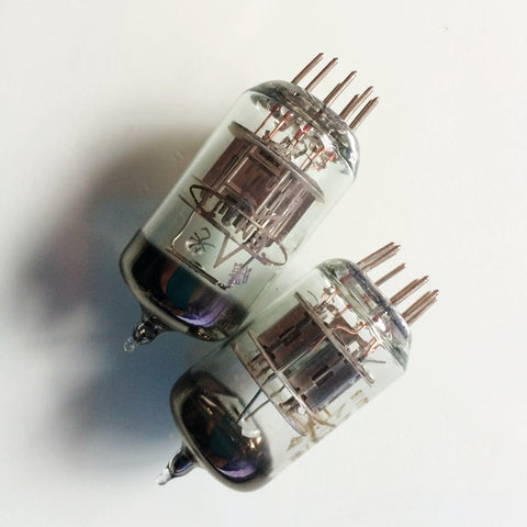 Tube 6N2 J Military Grade for Tube Amplifier Replace 6H2n 6AX7 6AV7 ECC41 High Reliability