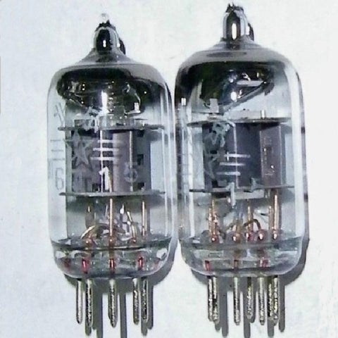 Vacuum Tube 6J1 J Military Grade for HIFI Tube Amplifier Replac EF95 6AK5 High Reliability