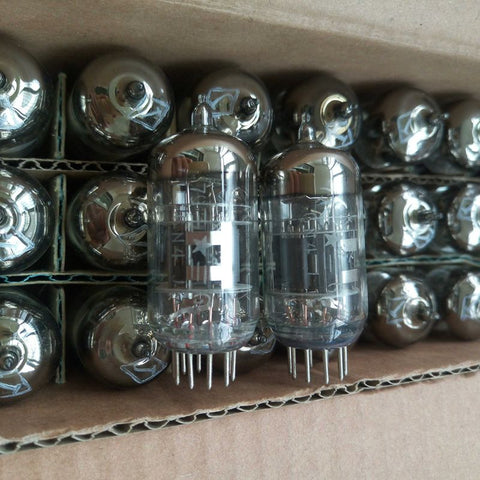 Vacuum Tube 6N4 1pc Inventory Product for Tube Amplifier Replacement ECC83 12AX7 High Reliability Free Shipping